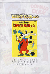 Cover Thumbnail for Donald Duck & Co De komplette årgangene (Hjemmet / Egmont, 1998 series) #[110] - 1970 del 5