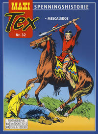 Cover Thumbnail for Maxi Tex (Hjemmet / Egmont, 2008 series) #32