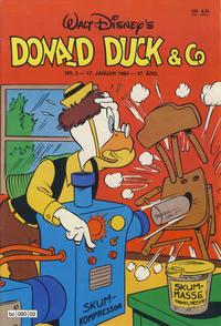 Cover Thumbnail for Donald Duck & Co (Hjemmet / Egmont, 1948 series) #3/1984