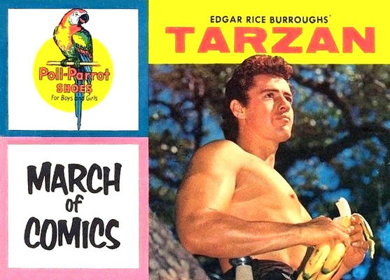 Cover for Boys' and Girls' March of Comics (Western, 1946 series) #155