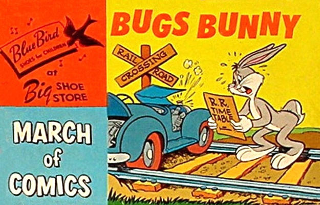 Cover for Boys' and Girls' March of Comics (Western, 1946 series) #97