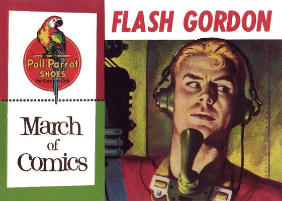 Cover for Boys' and Girls' March of Comics (Western, 1946 series) #142 [non-ad cover]