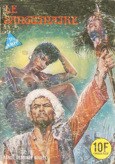 Cover for Série Jaune (Elvifrance, 1974 series) #131