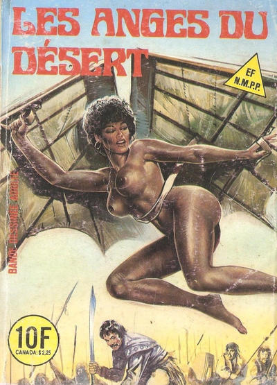 Cover for Série Jaune (Elvifrance, 1974 series) #135