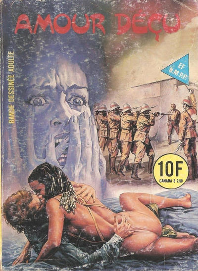 Cover for Série Jaune (Elvifrance, 1974 series) #146