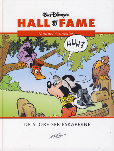 Cover for Hall of Fame (Hjemmet / Egmont, 2004 series) #[50] - Manuel Gonzales