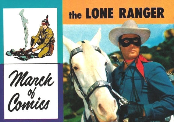 Cover for March of Comics (Western, 1946 series) #193
