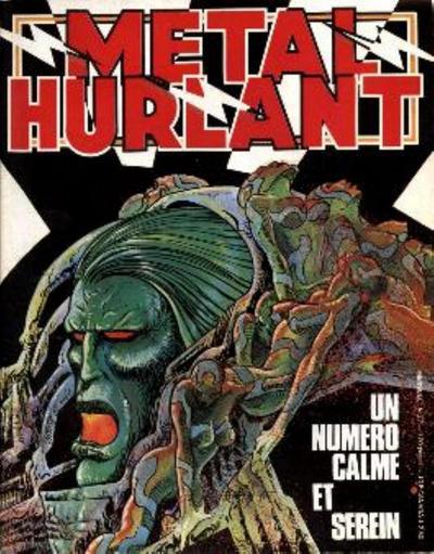 Cover for Métal Hurlant (Les Humanoïdes Associés, 1975 series) #27