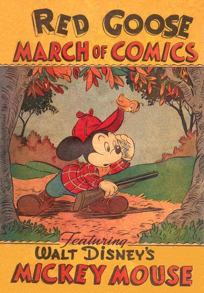 Cover for Boys' and Girls' March of Comics (Western, 1946 series) #27