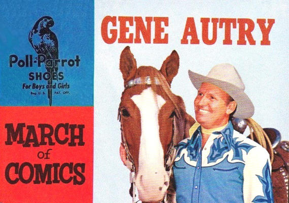 Cover for Boys' and Girls' March of Comics (Western, 1946 series) #135