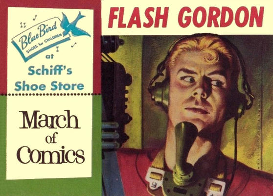 Cover for March of Comics (Western, 1946 series) #142
