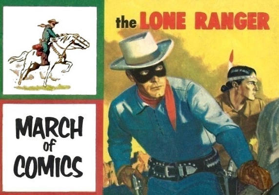 Cover for Boys' and Girls' March of Comics (Western, 1946 series) #165