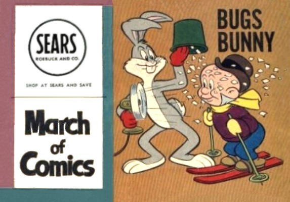 Cover for March of Comics (Western, 1946 series) #179