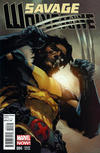 Cover Thumbnail for Savage Wolverine (2013 series) #4 [Leinil Francis Yu Variant]