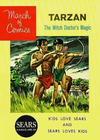 Cover Thumbnail for March of Comics (1946 series) #240 [Sears variant]