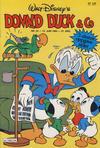 Cover for Donald Duck & Co (Hjemmet / Egmont, 1948 series) #24/1984