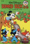 Cover for Donald Duck & Co (Hjemmet / Egmont, 1948 series) #34/1984