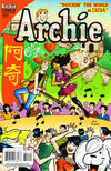 Cover for Archie (Archie, 1959 series) #651