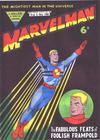 Cover for Marvelman (L. Miller & Son, 1954 series) #106