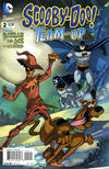 Cover for Scooby-Doo Team-Up (DC, 2014 series) #2 [Direct Sales]