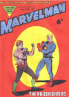 Cover for Marvelman (L. Miller & Son, 1954 series) #110