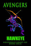 Cover Thumbnail for Avengers: Hawkeye (2009 series)  [premiere edition]