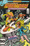 Cover for The Fury of Firestorm (DC, 1982 series) #41 [Direct]