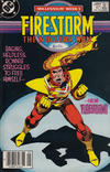 Cover for Firestorm the Nuclear Man (DC, 1987 series) #67 [newsstand]