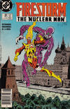Cover for Firestorm the Nuclear Man (DC, 1987 series) #72 [newsstand]