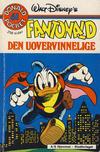 Cover Thumbnail for Donald Pocket (1968 series) #61 - Fantonald den uovervinnelige [1. opplag]