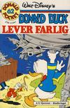 Cover Thumbnail for Donald Pocket (1968 series) #62 - Donald Duck lever farlig [1. opplag]
