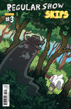 Cover for Regular Show: Skips (Boom! Studios, 2013 series) #3 [Cover A]