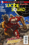Cover for Suicide Squad (DC, 2011 series) #27