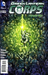 Cover for Green Lantern Corps (DC, 2011 series) #27 [Direct Sales]