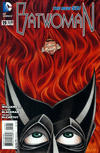 Cover for Batwoman (DC, 2011 series) #19 [Mad Magazine Variant Cover]