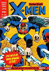Cover for X-Men Pocketbook (Marvel UK, 1981 series) #20