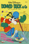 Cover for Donald Duck & Co (Hjemmet / Egmont, 1948 series) #34/1985