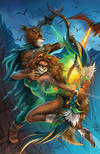 Cover for Knightingail: Shadow Divisions (Big Dog Ink, 2013 series) #3 [Cover D]