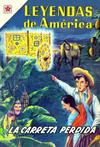 Cover for Leyendas de América (Editorial Novaro, 1956 series) #42