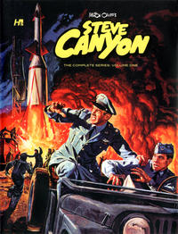 Cover Thumbnail for Milton Caniff's Steve Canyon: The Complete Series (Hermes Press, 2011 series) #1