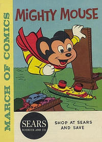 Cover for Boys' and Girls' March of Comics (Western, 1946 series) #205