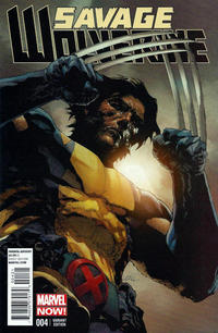 Cover Thumbnail for Savage Wolverine (Marvel, 2013 series) #4 [Leinil Francis Yu Variant]
