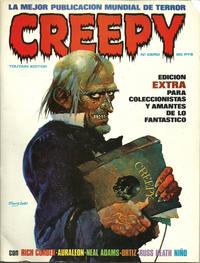 Cover Thumbnail for Creepy (Toutain Editor, 1979 series) #0