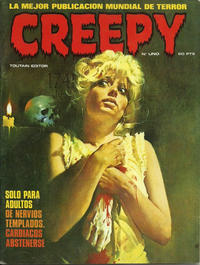 Cover Thumbnail for Creepy (Toutain Editor, 1979 series) #1