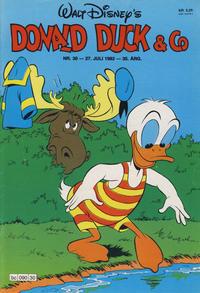 Cover Thumbnail for Donald Duck & Co (Hjemmet / Egmont, 1948 series) #30/1982