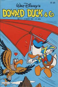 Cover Thumbnail for Donald Duck & Co (Hjemmet / Egmont, 1948 series) #11/1984
