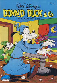 Cover Thumbnail for Donald Duck & Co (Hjemmet / Egmont, 1948 series) #15/1984