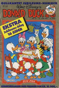 Cover Thumbnail for Donald Duck & Co (Hjemmet / Egmont, 1948 series) #26/1984