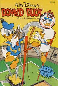 Cover Thumbnail for Donald Duck & Co (Hjemmet / Egmont, 1948 series) #28/1984