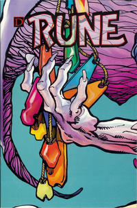 Cover Thumbnail for Hardcase (Malibu, 1993 series) #5